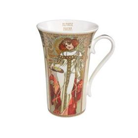 Goebel Alphonse Mucha Artis Orbis AO G VA Herbst Winter 1900 66915961