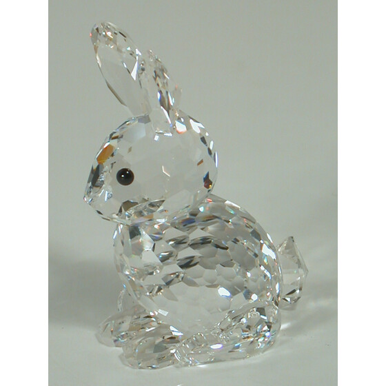 Swarovski Hase sitzend gross rabbit large 014850 AP 2006