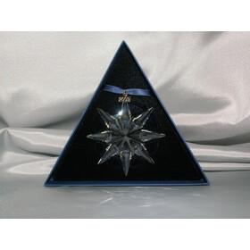 Swarovski Stern 2007 Christmas Ornament 2007 872200 AP ...